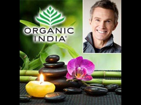 Organic India  Healthy De-Stressing &  Anti Aging - LuckyVitamin Happy Wellness Webinar