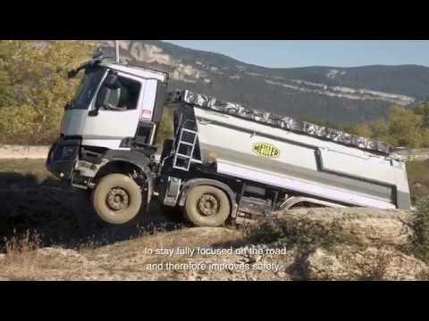 Inside the Renault Trucks K Range