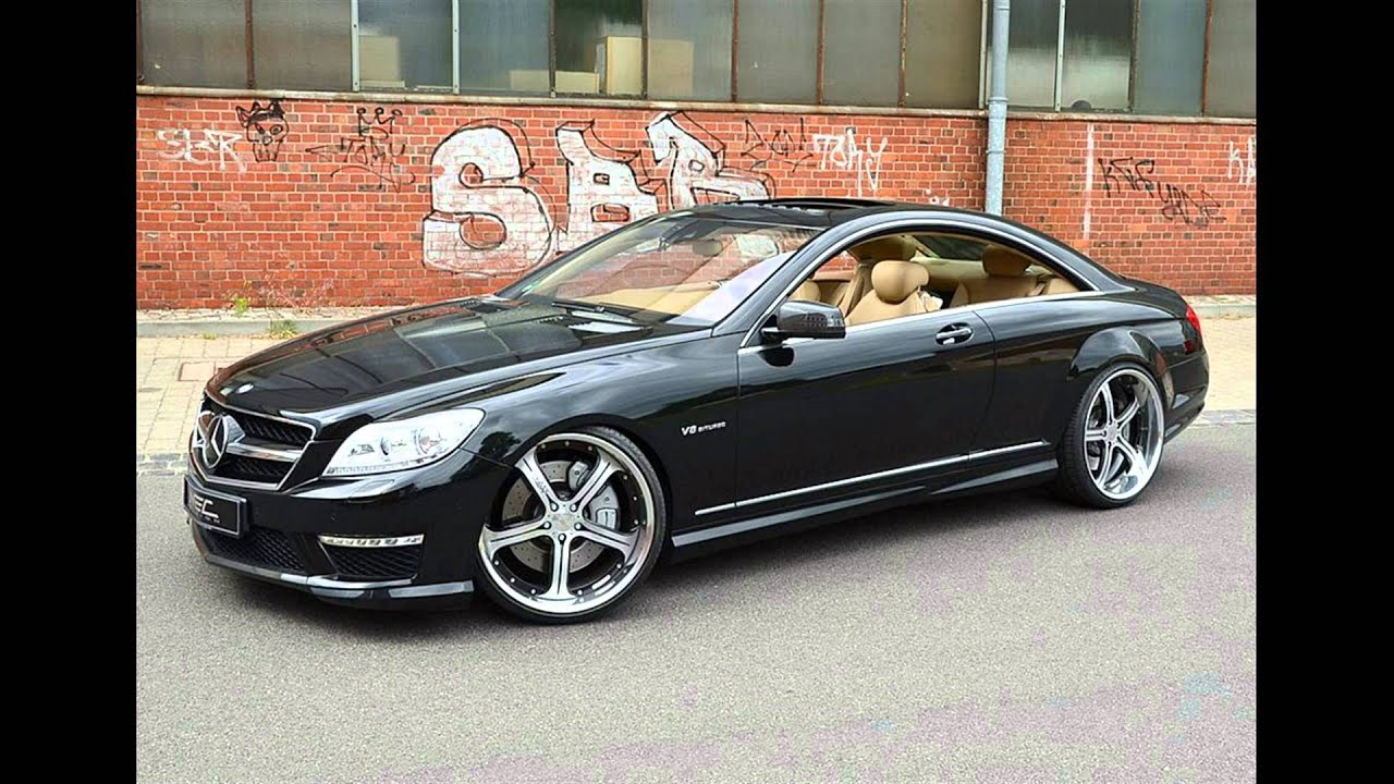 mercedes cl63 amg hd - photo #27