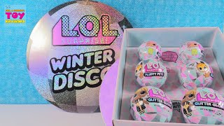 lol-surprise-winter-disco-glitter-globe-fluffy-pets-lils-unboxing-review-pstoyreviews
