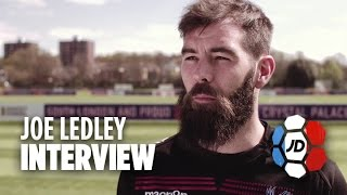 Joe Ledley Talks Having The Loudest Room In The Wales Camp and The Ledley Dance At EURO 2016