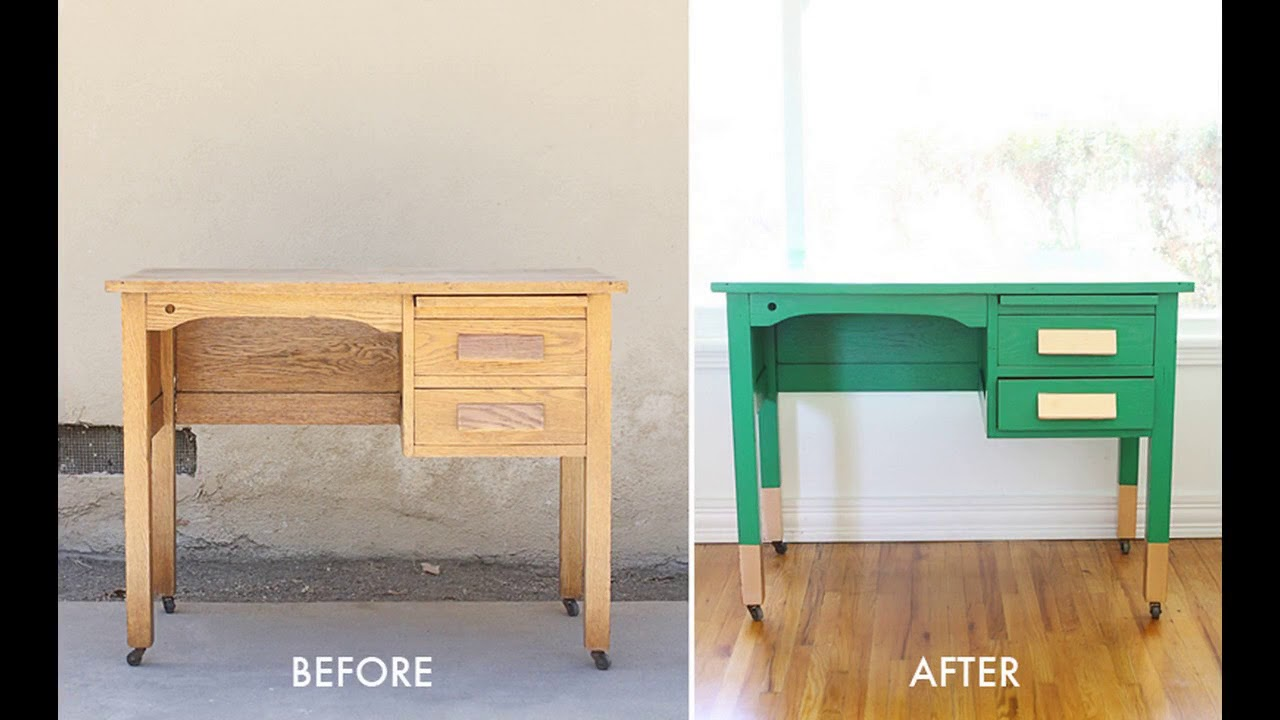 How To Revamp Old Furniture Ideas
