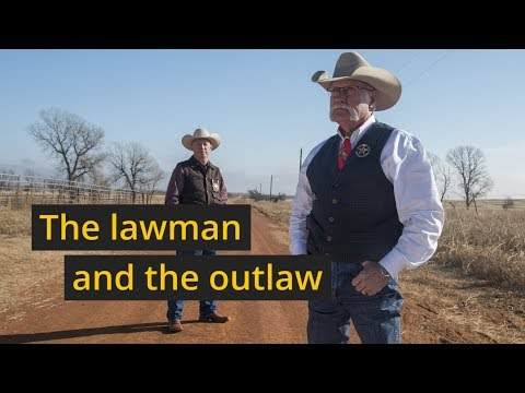 The Lawman & the Outlaw: How cattle rustling and drugs are roiling rural America