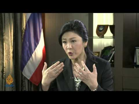 Thailand's ex-PM Yingluck Shinawatra : This is unlawful