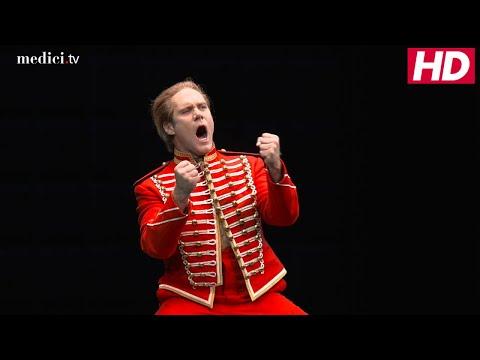 Brandon Jovanovich and Vladislav Sulimsky - Tchaikovsky: The Queen of Spades (Act I)