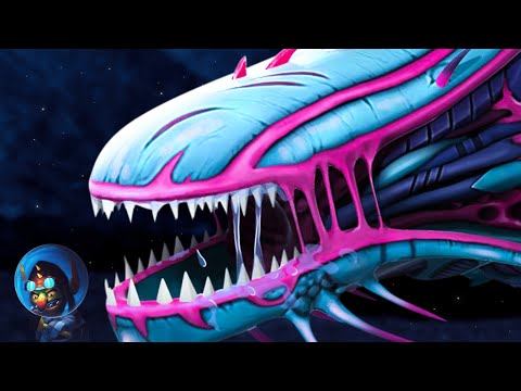 giant-alien-dragon-anomalyis---hungry-dragon-gameplay-part-15-|-pungence