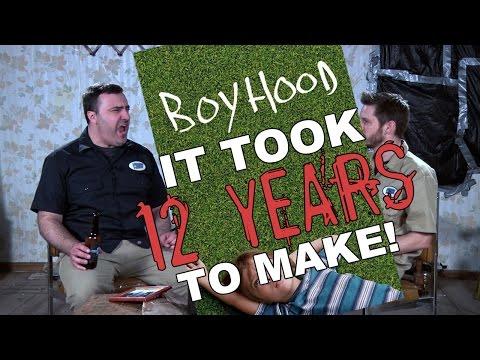 RLM Highlights: BOYHOOD IT TOOK 12 YEARS TO MAKE