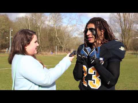 American Football: Post Game Highlights and Interview | #DerbyDay15