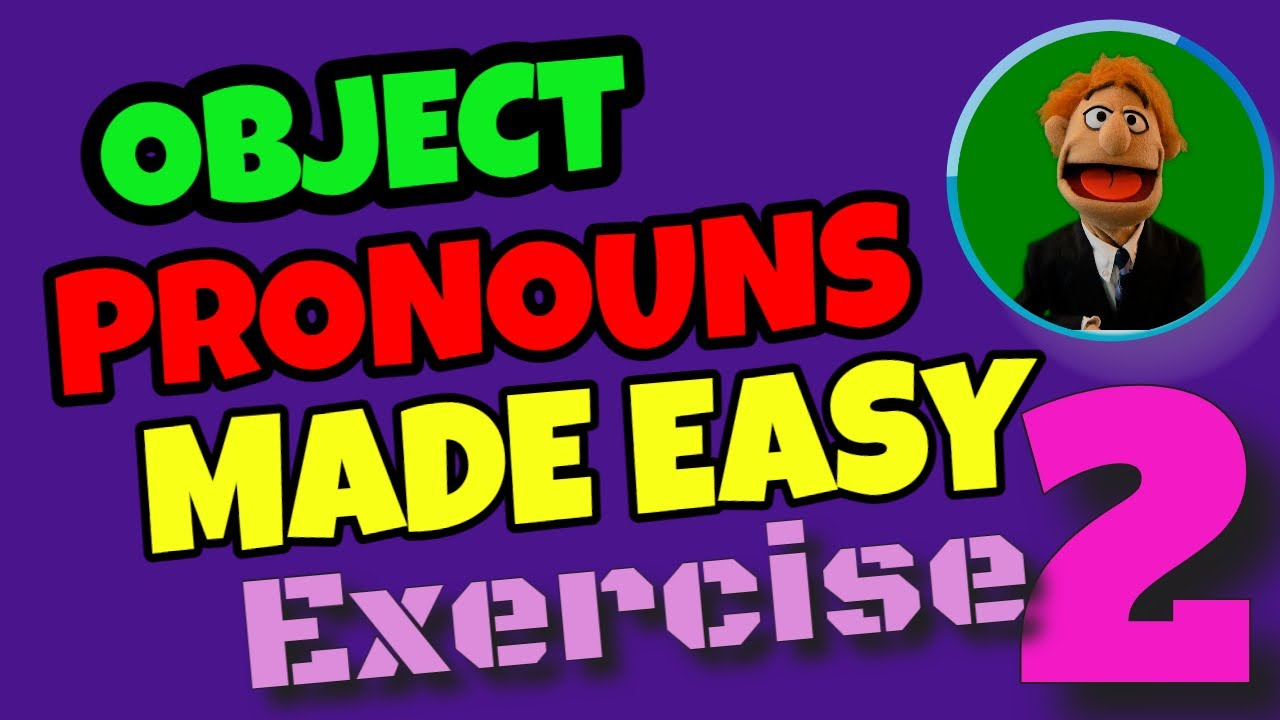 Free Worksheet Direct And Indirect Objects Worksheets object pronouns made easy exercise 2 youtube 2