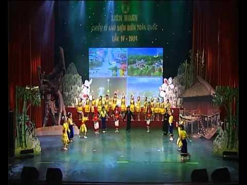 Liên hoan chiến sĩ nhỏ Điện Biên toàn quốc lần IV năm 2014