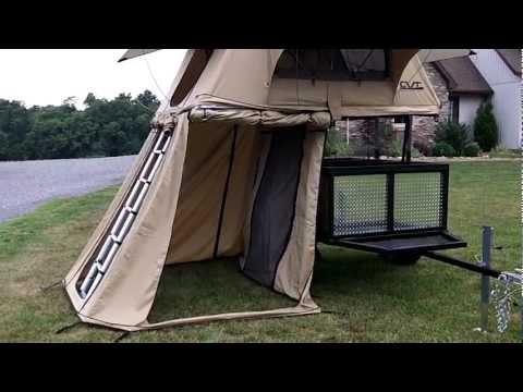 My home built camper trailer week one funnydog tv