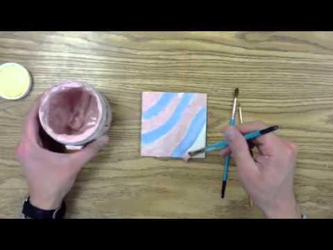 How to Glaze a Tile