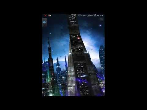 Top 5 Live Android Wallpapers 2014