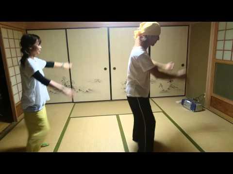 和歌山 だから意外と 若い 盆踊り 練習 スリラー