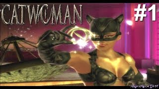 Catwoman PS2 gameplay #1 [RAGE Mode Activated]