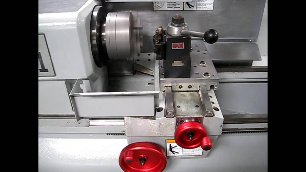 Haas lathe operator manual.