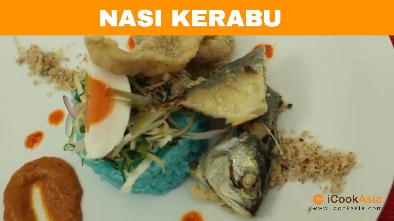 Download Resepi Nasi Kerabu   Try Masak   iCookAsia