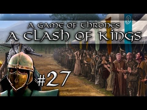 {27} Mount&Blade: A Clash Of Kings | Unsullied & Tournaments