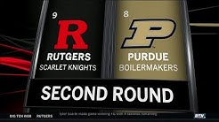 2018 Big Ten Women's Basketball Tournament: Rutgers vs. Purdue