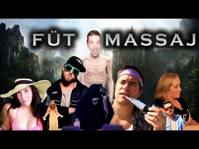 KK Hammer & MC Plump Rumpz feat. DJ Palpa-T - Füt Massaj (foot massage)