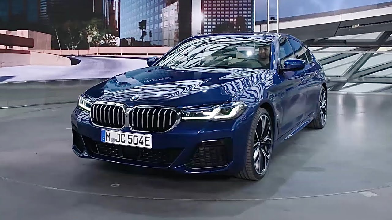 2020 BMW 5 Series Pricing
