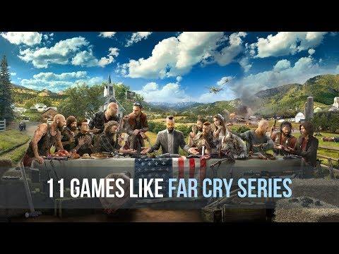 11 Best Games Like Far Cry