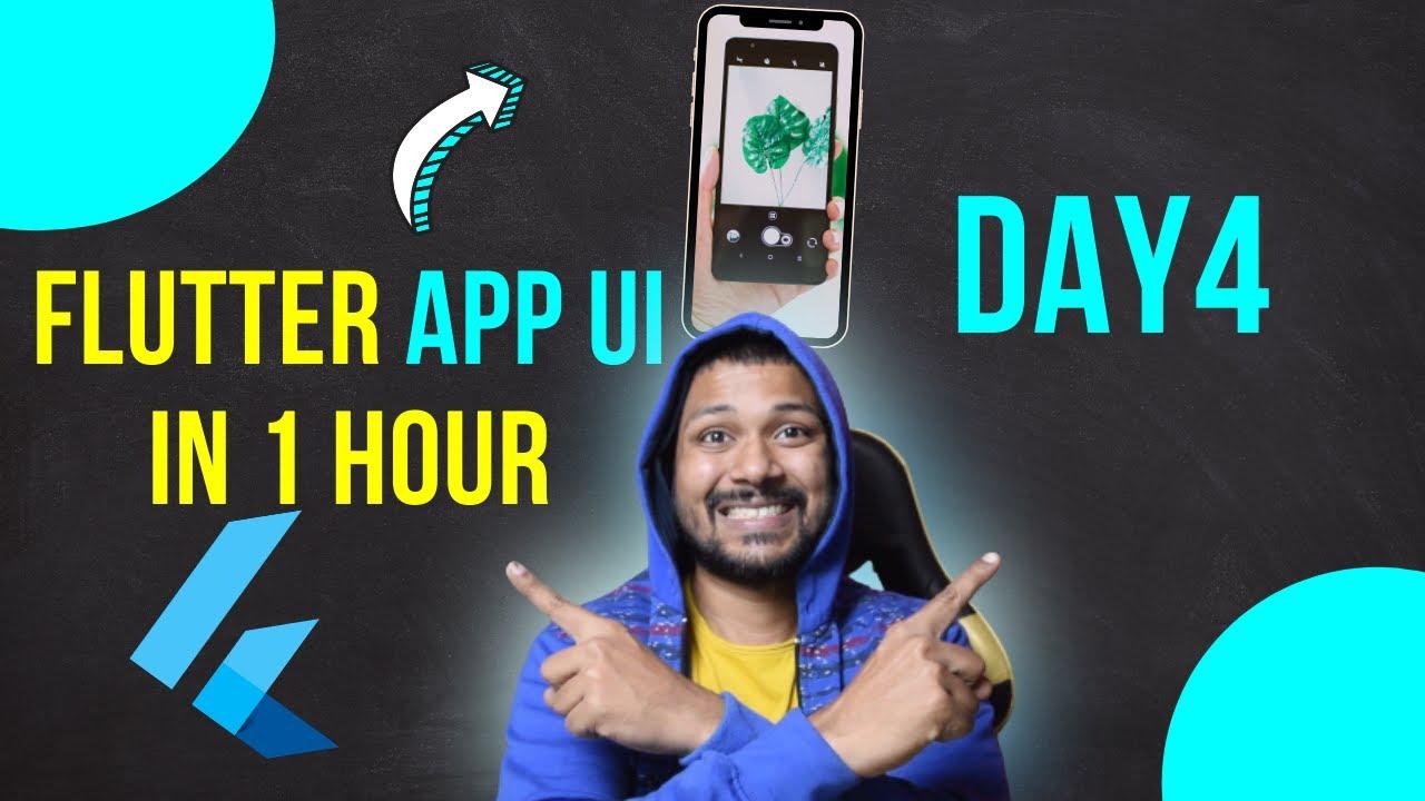 KivyMD Vs Flutter - Building Flutter App UI in 1 Hour   App Development Challenge
