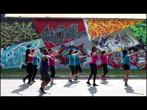 Lazy Flow - Bololo Ha Ha (Baile Vogue Mashup) Part 2 - (Hip Pop Fit)  Dance Fitness