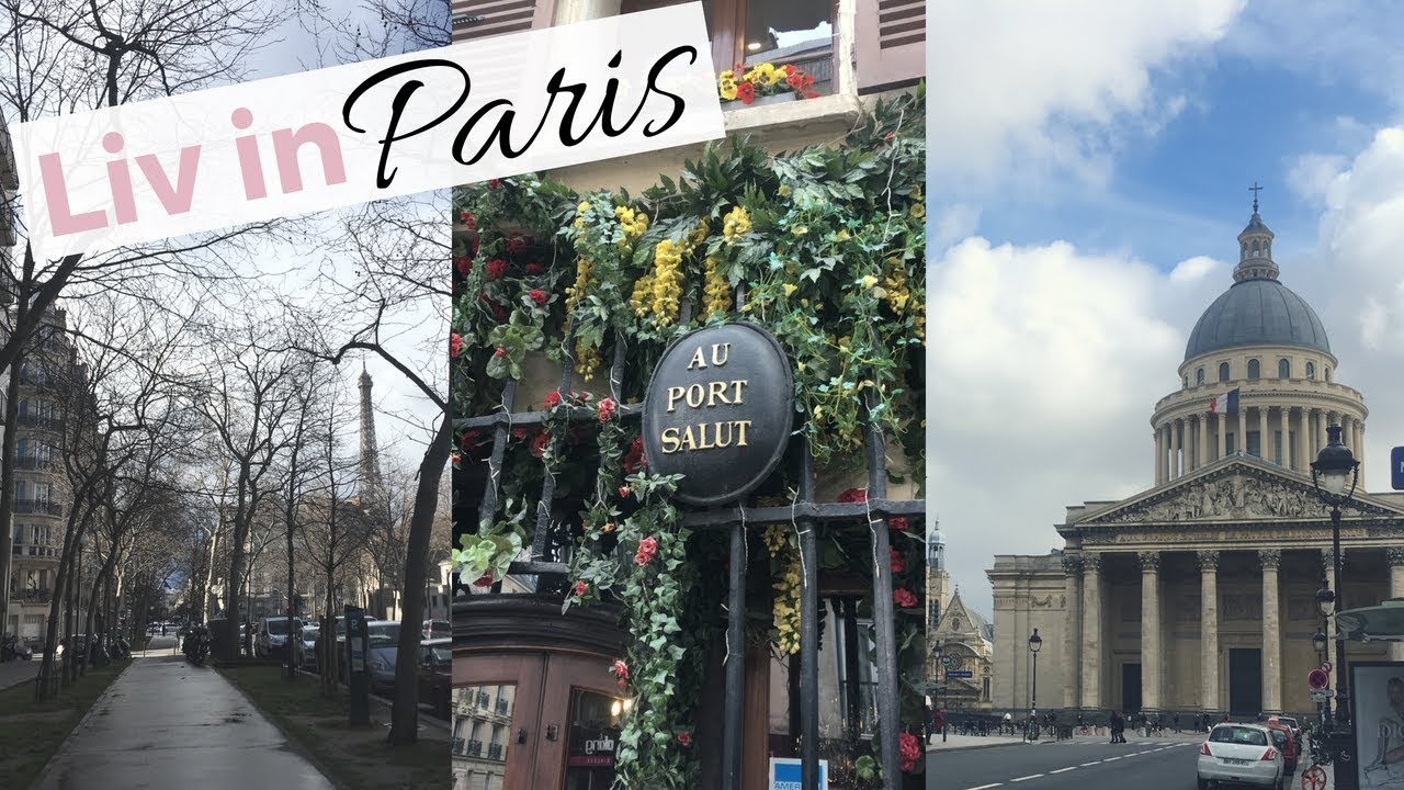 Liv in Paris 17: It's Almost Spring in Paris and I'm Exhausted