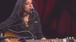 anna nalick - wreck of the day (acoustic) YouTube Videos