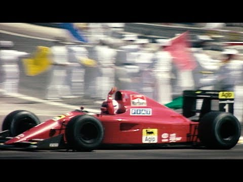 The Backmarker Miracle That Never Was   1990 French Grand Prix