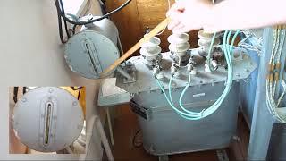 Силовий трансформатор 10/0,4 кВ