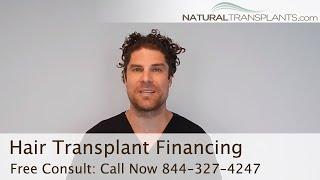 Hair Transplant Financing | Finance Hair
