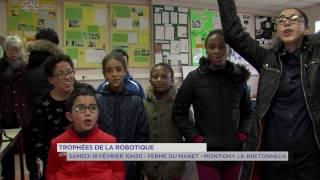 Innovation : les trophées de la robotique à Saint-Quentin-en-Yvelines ce week-end