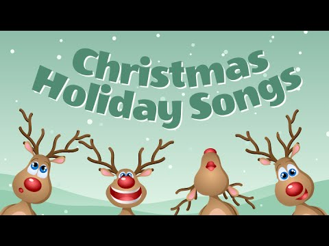 Popular Kids Christmas & Holiday Songs Playlist | Children Love to Sing