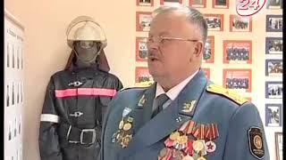 Вековой юбилей Советской пожарной службы