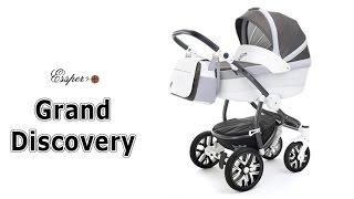 Коляска для новорожденных Esspero Grand  Discovery