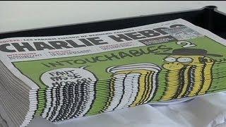 Charlie Hebdo: liberté d'expression ou provocation ?