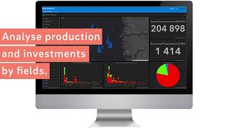 The petroleum online services (pos) by geodata as offers a powerful visual tool for anyone working in industry on norwegian continental she...