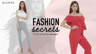 Secrets To Looking Stylish Everday | Glamrs Fashion