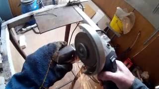 Как получить аттестацию НАКС (фаска, прихватка, зачистка прихваток)(В этом видео я покажу, как получить аттестацию НАКС, практический экзамен, сварка катушки 57 мм.., 2016-06-06T05:17:02.000Z)