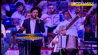 Mere Mehboob Tujhe meri Mohabbat Ki Kasam By Javed Ali Live HappyLucky Entertainment