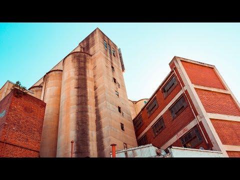 Abandoned: The Cremorne Malting (Nylex) ft. Explorer 1