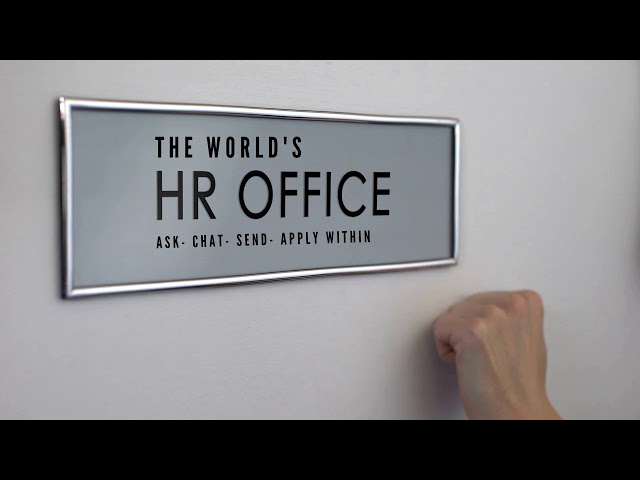 The world's human resources office