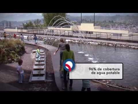 Quito, Ecuador. Ciudad del Buen Vivir