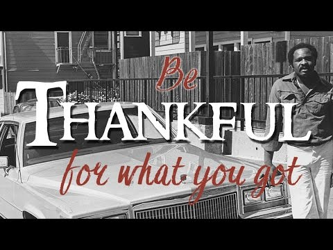 William DeVaughn — Be Thankful for What You Got [Extended]