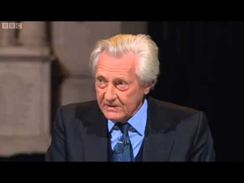 Michael Heseltine on BBCQT Talks About Mum of 11, Heather Frost   21/02/2013