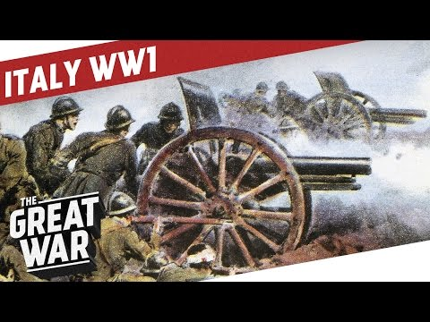 Italy in World War 1 I THE GREAT WAR Special