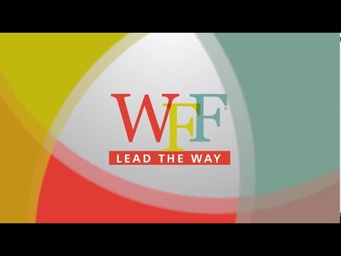 2018 WFF Conference - Break Through: Lead the Way
