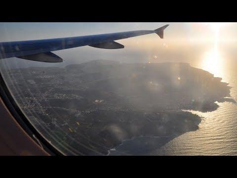 FLIGHTSCAN - FM radio bandscan on aeroplane!